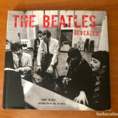 Libros: THE BEATLES REVEALED, HUGH FIELDER, INTRODUCTION BY PAUL DU NOYER, (FLAME TREE PUBLISHING). Lote 227784940