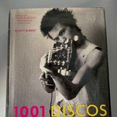 Libros: 1001 DISCOS QUE HAY QUE ESCUCHAR ANTES DE MORIR. Lote 236827290