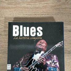 Libros: BLUES - LA HISTORIA COMPLETA. Lote 236827865