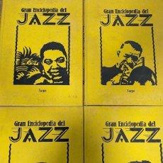 Livros: GRAN ENCICLOPEDIA DEL JAZZ - 4 LIBROS. Lote 236828440