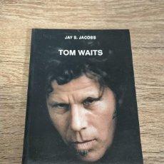 Libros: TOM WAITS - BIOGRAFÍA. Lote 236828905