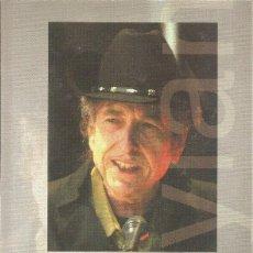 Libros: BOB DYLAN - JORDI SIERRA I FABRA Y JORDI BIANCIOTTO (EDICIONES FOLIO 2005). Lote 236981180