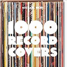Libros: 1000 RECORD COVERS. Lote 240146270