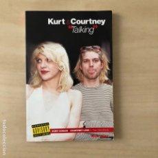 Libros: KURT COBAIN & COURTNEY LOVE - TALKING NIRVANA. Lote 242356530