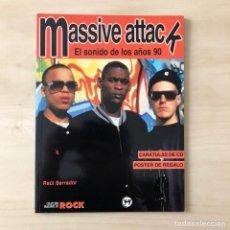 Libros: MASSIVE ATTACK - COLECCIÓN IMÁGENES DE ROCK. Lote 244514320