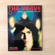 Libros: THE VERVE - COLECCIÓN IMÁGENES DE ROCK. Lote 244515015