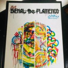 Libros: BIENAL DE FLAMENCO XVI SEVILLA. Lote 246267425