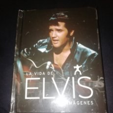 Libros: ELVIS PRESLEY (LIBRO LA VIDA DE ELVIS PRESLEY). Lote 248994450