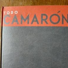 Libros: TODO CAMARÓN. Lote 251977410