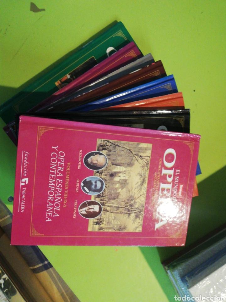 Libros: Colección de libros el mundo de la opera - Foto 2 - 252760455