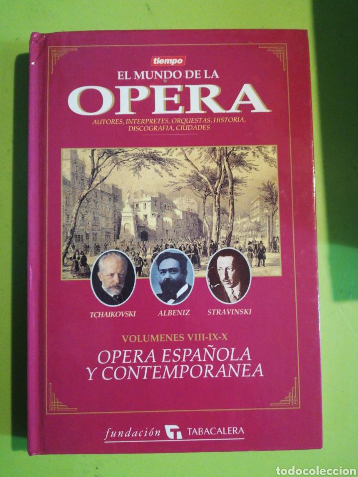 Libros: Colección de libros el mundo de la opera - Foto 3 - 252760455