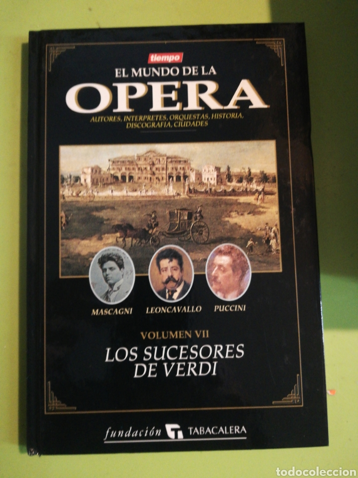Libros: Colección de libros el mundo de la opera - Foto 5 - 252760455