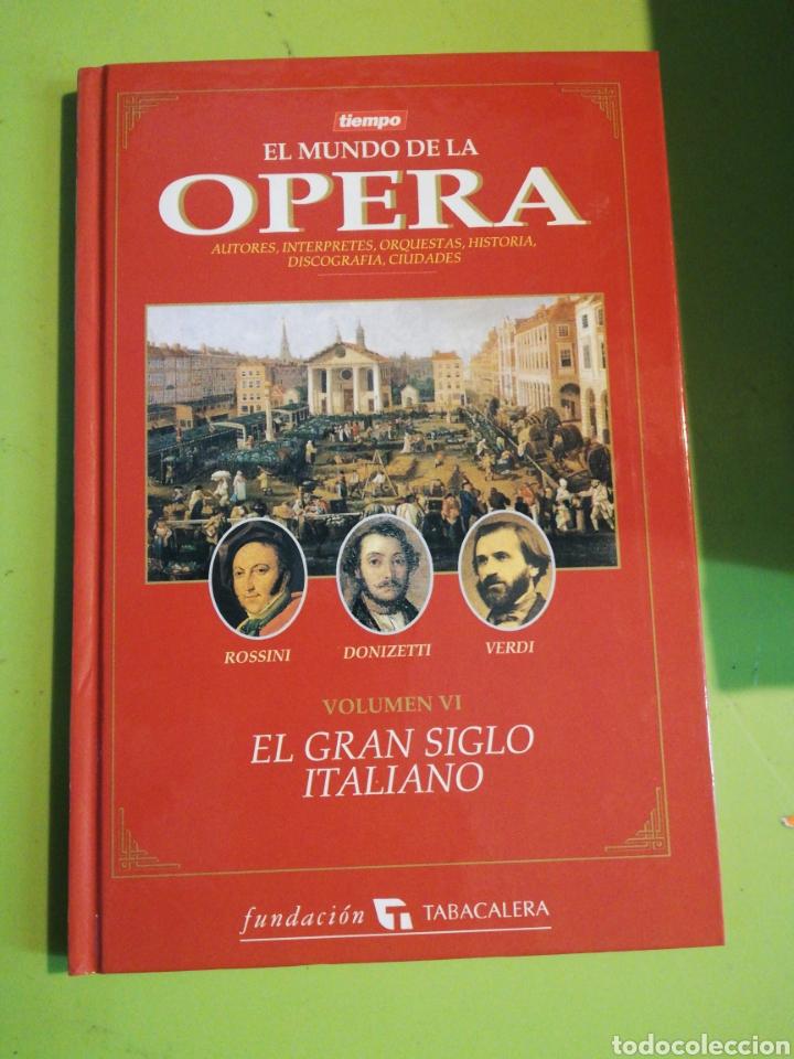 Libros: Colección de libros el mundo de la opera - Foto 7 - 252760455