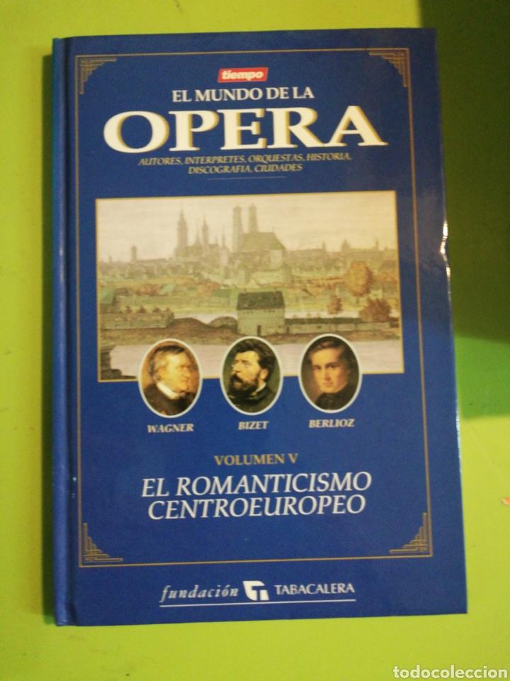 Libros: Colección de libros el mundo de la opera - Foto 9 - 252760455