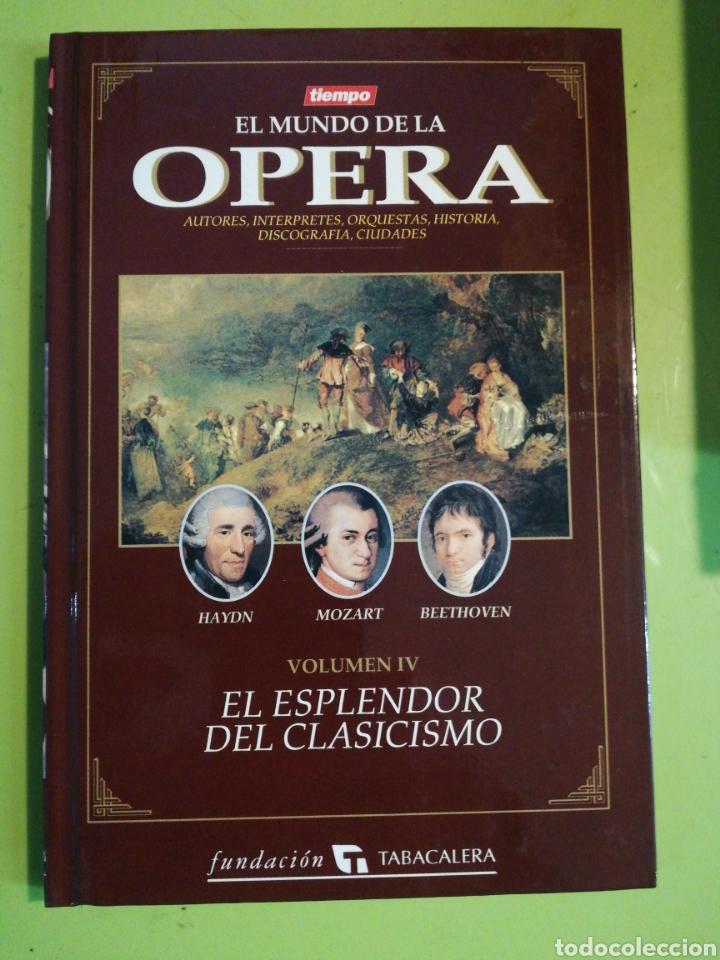 Libros: Colección de libros el mundo de la opera - Foto 11 - 252760455