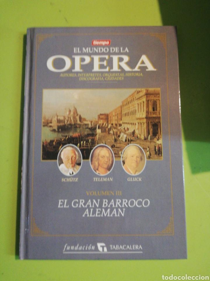 Libros: Colección de libros el mundo de la opera - Foto 13 - 252760455