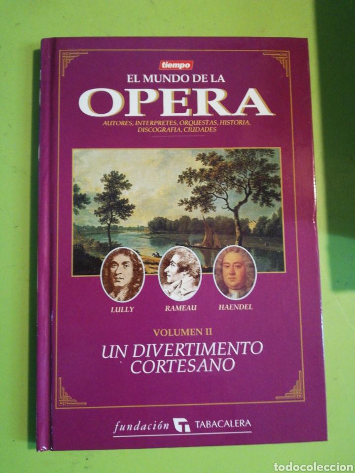 Libros: Colección de libros el mundo de la opera - Foto 15 - 252760455