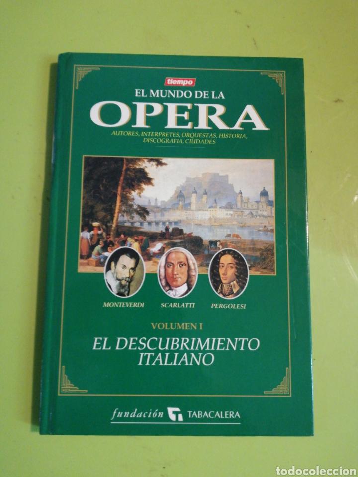 Libros: Colección de libros el mundo de la opera - Foto 17 - 252760455