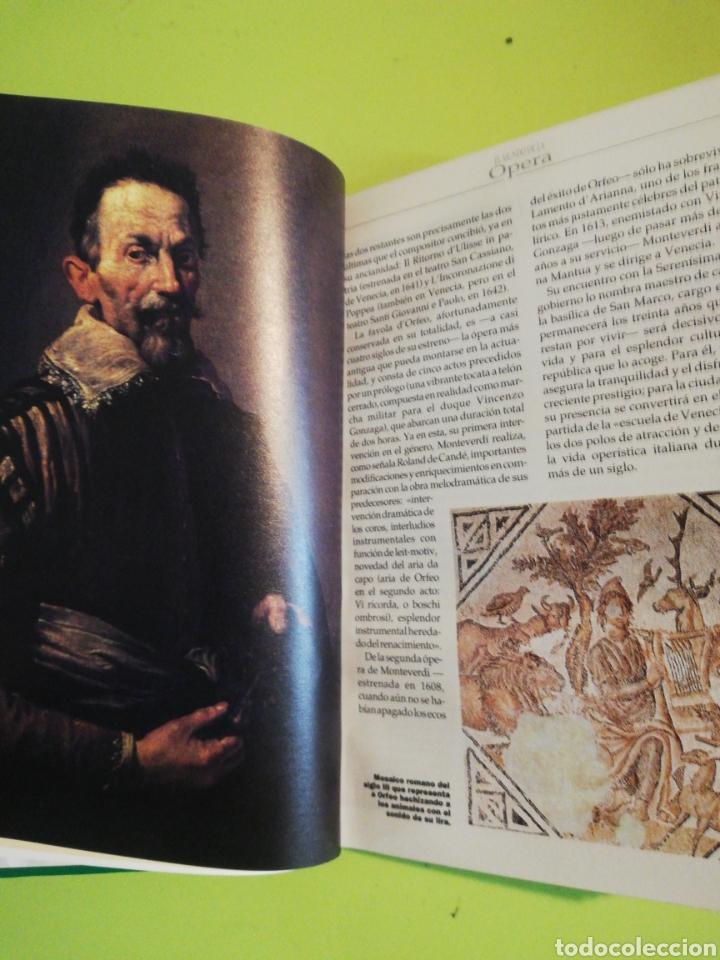 Libros: Colección de libros el mundo de la opera - Foto 20 - 252760455