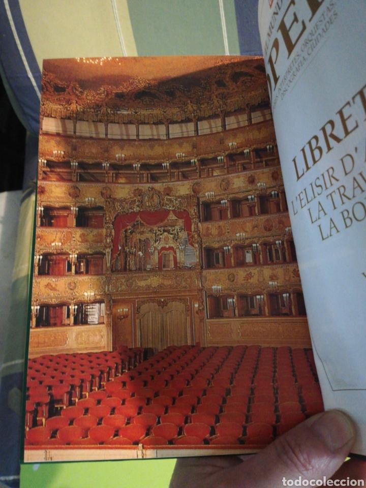 Libros: Colección de libros el mundo de la opera - Foto 22 - 252760455