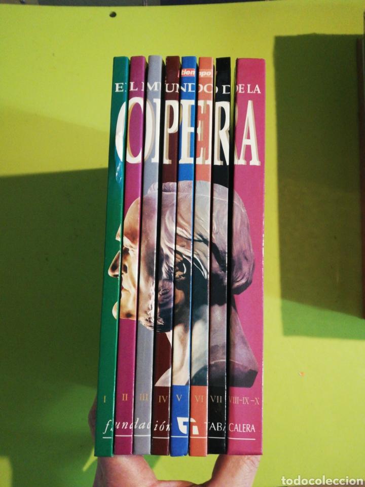 COLECCIÓN DE LIBROS EL MUNDO DE LA OPERA (Libros Nuevos - Bellas Artes, ocio y coleccionismo - Música)