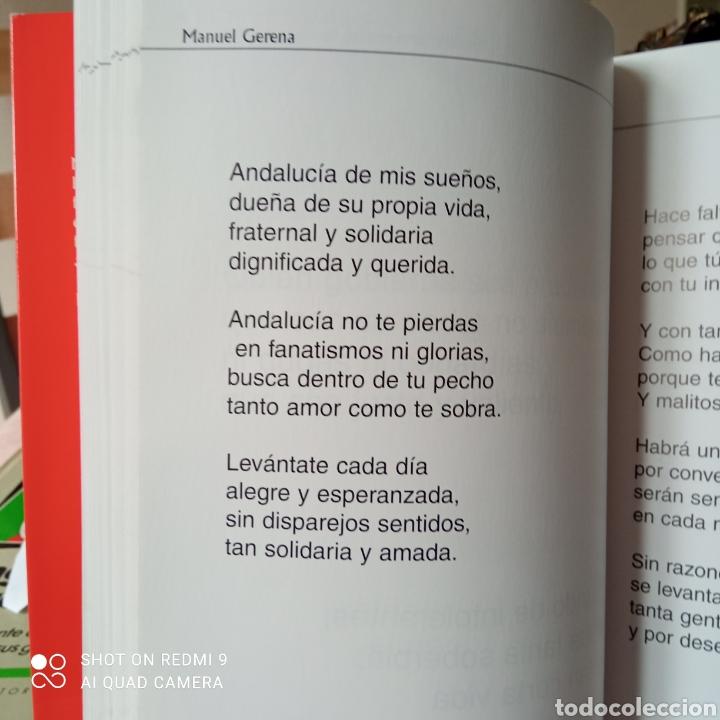 Libros: Escribir para cantar flamenco con otro sentido de Manuel gerena - Foto 4 - 253238570