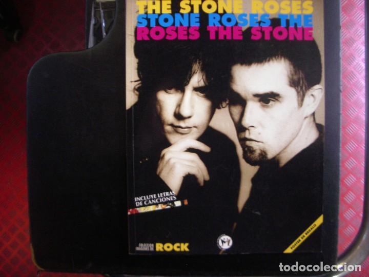 THE STONE ROSES- LIBRO. (Libros Nuevos - Bellas Artes, ocio y coleccionismo - Música)