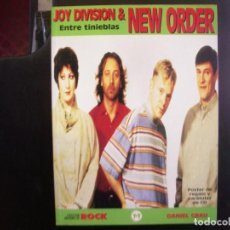 Libros: JOY DIVISION / NEW ORDER- LIBRO.. Lote 253669290