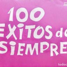 Libros: 100 EXITOS DE SIEMPRE. PARTITURAS. Lote 254446230