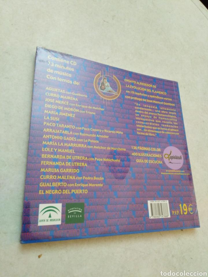 Libros: Flamenco de evolucion, Luis Clemente ( nuevo plastificado ) contiene CD ( 73 minutos de música ) - Foto 2 - 254457910