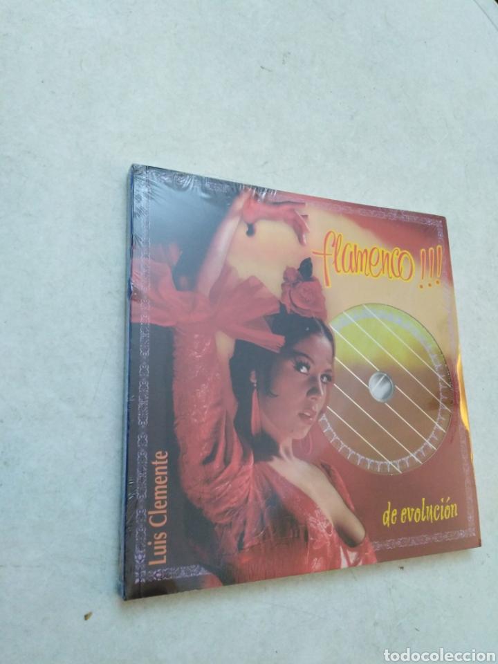 FLAMENCO DE EVOLUCIÓN, LUIS CLEMENTE ( NUEVO PLASTIFICADO ) CONTIENE CD ( 73 MINUTOS DE MÚSICA ) (Libros Nuevos - Bellas Artes, ocio y coleccionismo - Música)