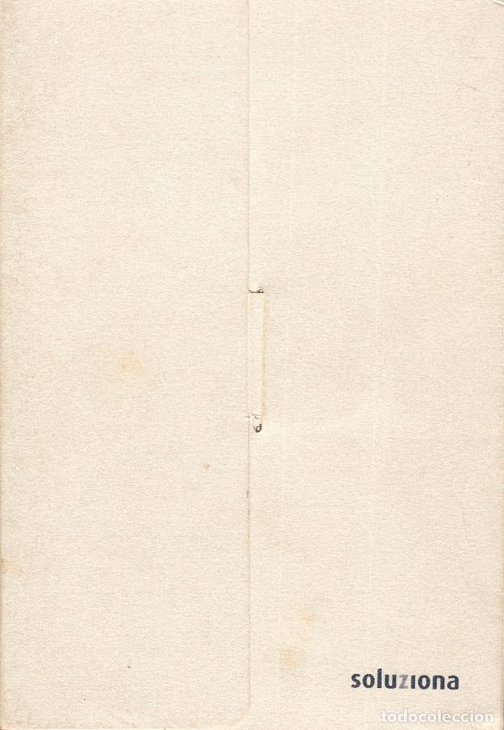 Libros: AL MORIR DON QUIJOTE, ANDRÉS TRAPIELLO. PEDRO RUIMONTE, PARNASO ESPAÑOL MADRIGALES, VILLANCICOS (3) - Foto 32 - 257543115