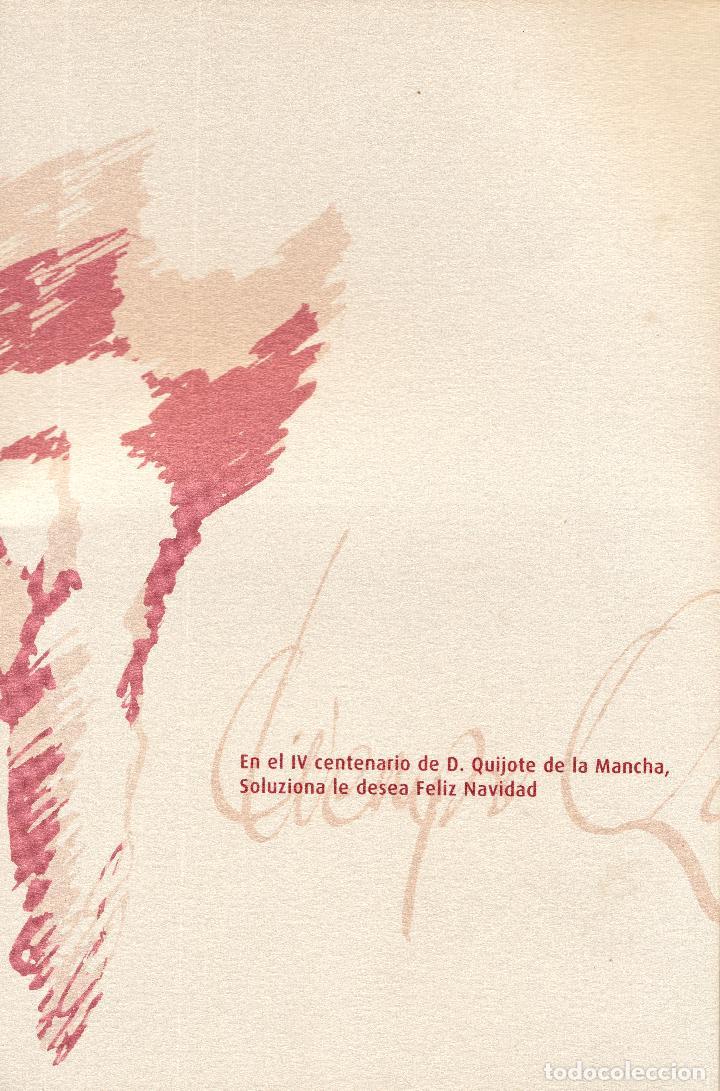 Libros: AL MORIR DON QUIJOTE, ANDRÉS TRAPIELLO. PEDRO RUIMONTE, PARNASO ESPAÑOL MADRIGALES, VILLANCICOS (3) - Foto 33 - 257543115