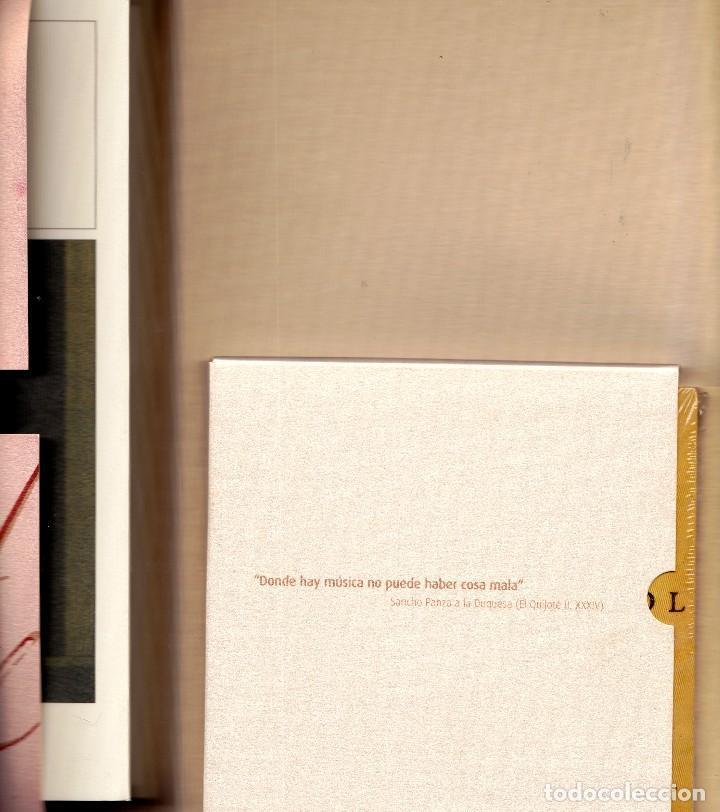 Libros: AL MORIR DON QUIJOTE, ANDRÉS TRAPIELLO. PEDRO RUIMONTE, PARNASO ESPAÑOL MADRIGALES, VILLANCICOS (3) - Foto 37 - 257543115