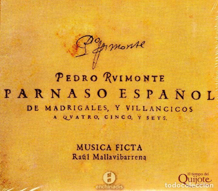 Libros: AL MORIR DON QUIJOTE, ANDRÉS TRAPIELLO. PEDRO RUIMONTE, PARNASO ESPAÑOL MADRIGALES, VILLANCICOS (3) - Foto 40 - 257543115