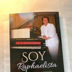 Libri: SOY RAPHAELISTA. MARINA BERNAL, VER FOTOS EN PERFECTO ESTADO.(4,31 ENVÍO CERTIFICADO). Lote 259017740