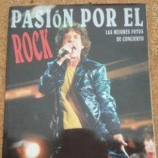 Libros: PASIÓN POR EL ROCK. Lote 261144125
