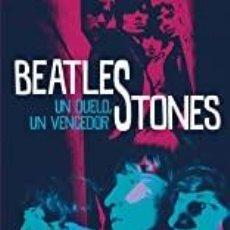 Libros: BEATLESTONES. UN DUELO, UN VENCEDOR YVES DELMAS. Lote 262505765