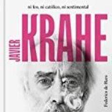 Libros: JAVIER KRAHE FEDERICO DE HARO. Lote 262506365