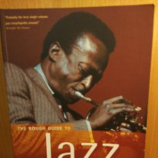 Libros: THE ROUGH GUIDE TO JAZZ. Lote 267090764