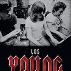 Libros: LOS YOUNG. LOS HERMANOS QUE CREARON AC/DC JESSE FINK. Lote 268420339