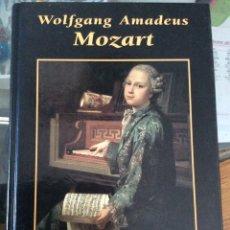 Libros: WOLFANG AMADEUS MOZART. Lote 270223463