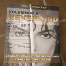 Libros: VOLVIENDO A NEVERLAND. Lote 270349828