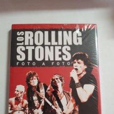 Libros: LOS ROLLING STONES FOTO A FOTO ESTADO NUEVO MAS ARTICULOS. Lote 271110828