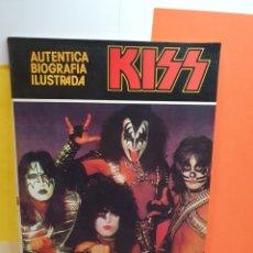Libros: KISS BIOGRAFÍA JOAN SINGLA 1984. Lote 271946973