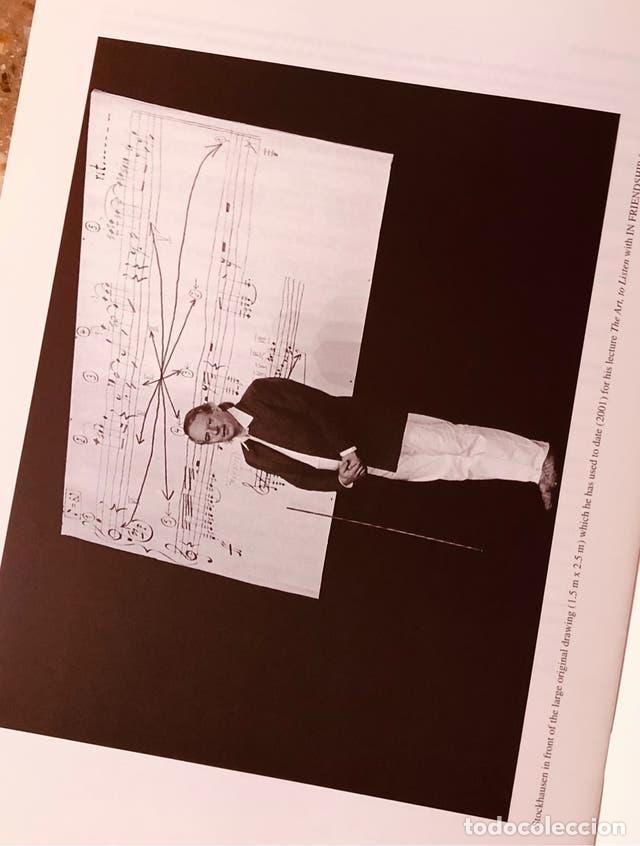 Libros: Stockhausen - The Art to Listen - Foto 3 - 277074233