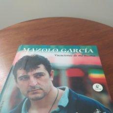 Libros: LIBRO MANOLO GARCÍA. VACACIONES... Lote 278401643