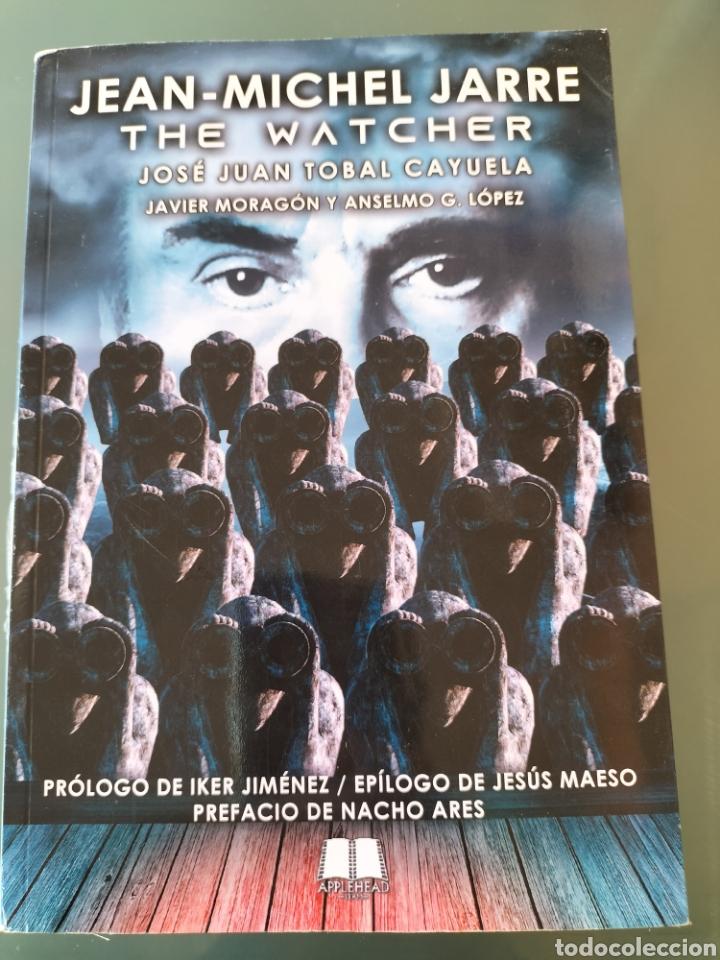 JEAN MICHEL JARRE. THE WATCHER (Libros Nuevos - Bellas Artes, ocio y coleccionismo - Música)