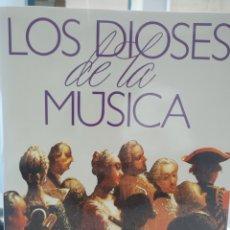 Libros: ENCICLOPEDIA LOS DIOSES DE LA MUSICA - COMPLETA 5 TOMOS - PLANETA. Lote 293341558
