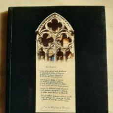 Libros: GUÍA LÍRICA DE BURGOS. Lote 295360063
